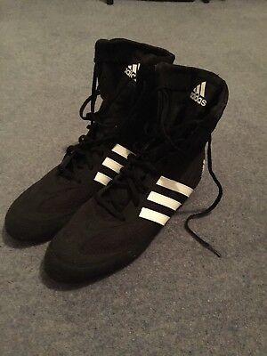 Adidas Boxing Shoes Size 11 New condition