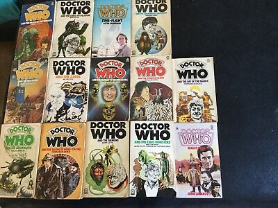 Doctor Who Paperbacks
