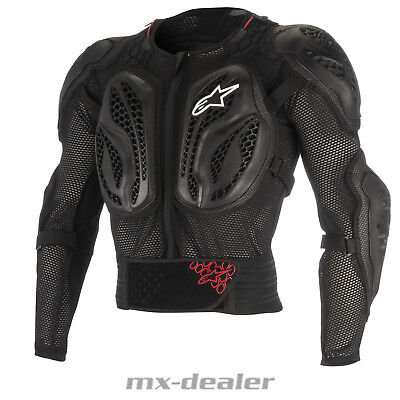 Alpinestars Kinder youth bionic action jacket Protektorenjacke  Motocross MX