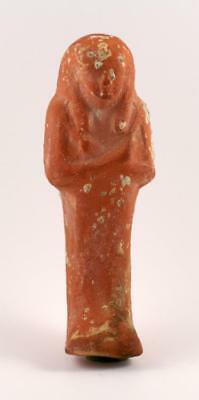 Egypt New Kingdom/Third Intermediate Period 19/22th dynasty terracotta  shabti