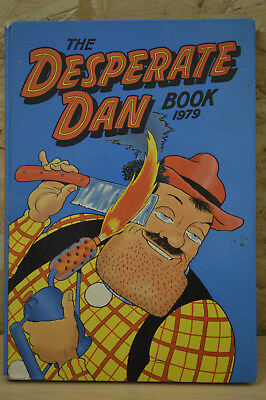 The Desperate Dan Book 1979