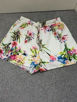 missguided shorts size 10