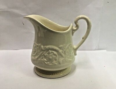 "Wedgwood PATRICIAN - OLDER Creamer 3 5/8"" More Available"