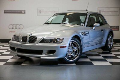 2000 BMW M Roadster & Coupe Coupe 2000 BMW M Coupe ONLY 44k Miles Clean Carfax