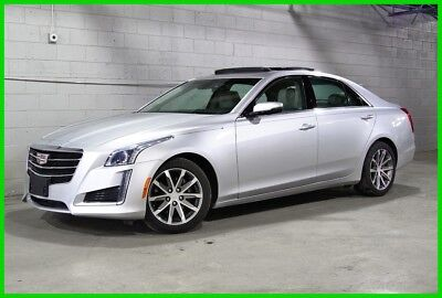 2016 Cadillac CTS Luxury Package - Loaded - Turbo - LIKE NEW - Only 10k Miles 2016 CTS Luxury Collection Sedan - Turbo - Only 10k Miles - LOADED - CLEAN!