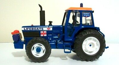 Britains Ford Tw 30 Tractor Rnli Lifeboats Conversion In Original Packaging