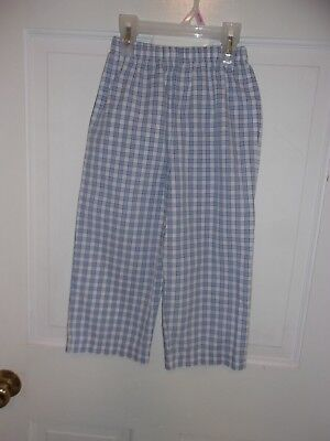 Boutique brand Zuccini not smocked boys pants sz 4t EUC!!