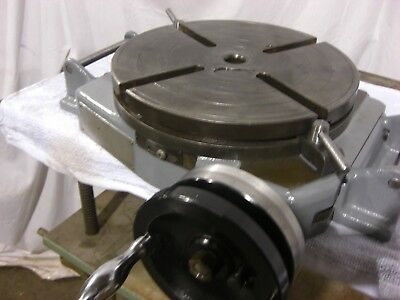 rotary table ,Bridgeport 12inch