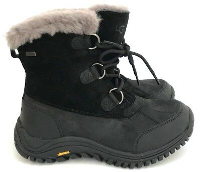 8fd5867e44c UGG OSTRANDER WOMEN'S Waterproof Leather Suede Vibram Rubber Boots -20 °C