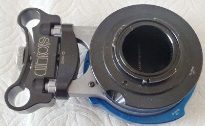 Solid Camera PL mount for Sony E mount
