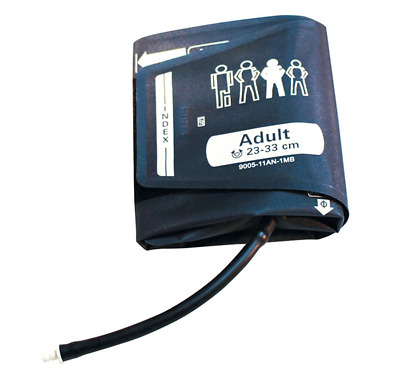 ADC Adult Reusable Blood Pressure Cuff, 23-33 cm for ADView 2 Monitor