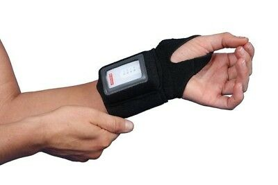 Venture Heat Therapeutic Wrist Wrap IR Pain Relief Size Reg Heated Rechargeable