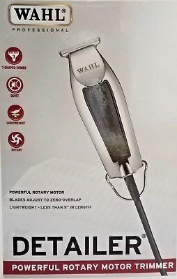 Wahl Professional Detailer Powerful Rotary Motor Trimmer - Model #8290