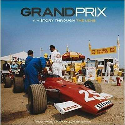 Dvd - Grand Prix: History Through Lens - DVD | Brand New | Free Delivery