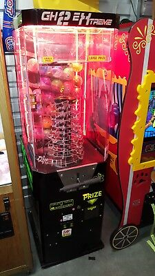 Gh2 (Gravity Hill) Extreme Prize Redemption Arcade Game!  Shipping Available!