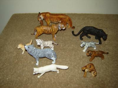 Schleich and Papo Animals in Excellent Condition 6 Schleich 2 Papo and 2 CE NICE