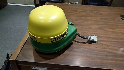 Original StarFire Receiver with TCM - SF1 - John Deere GreenStar Used