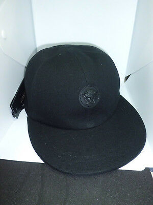ac3dbca6577 VERSACE BASEBALL Cap Medusa Leather -  236.11