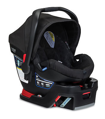 Britax B-Safe 35 Infant Car Seat Black Baby Gear Safety Gift Mom Best New