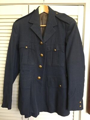 Vintage South African Military Jacket - Now this wil change things!