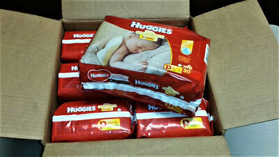 Huggies Little Snugglers Baby Diapers, Size Preemie, 30 Count-6PACK BOX