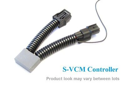 S-VCM Controller - a better alternative to VCM Muzzler, VCMtuner, VCMuzzler 2