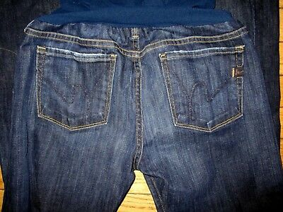 Citizens Of Humanity Maternity Bootcut Denim Womens Jeans Size 29