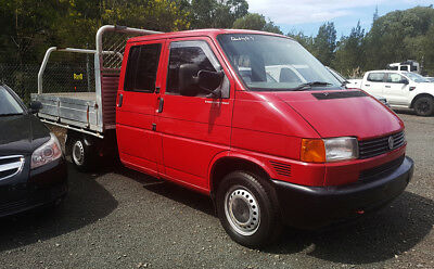 1998 Volkswagen Transporter Automatic Crew Cab Ch