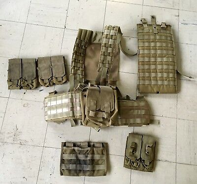 Eagle Industries Navy Seals Special Forces  Harness mit Pouches Army KSK  Ranger