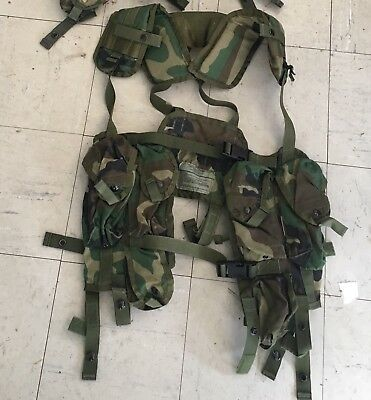 Tactical Load Bearing Weste Woodland US Military ACU US Army