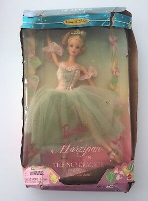 Vintage Collector Edition Barbie As Marzipan In The Nutcracker