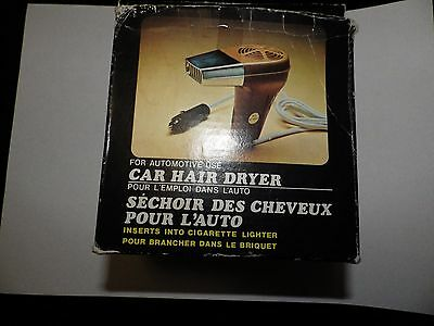 Car Hair dryer retro Anex