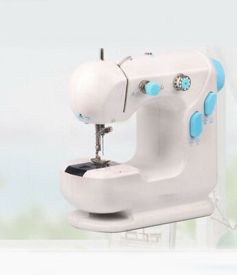 Desktop Multifunction Mini Metal Frame Handheld Electric Sewing Portable
