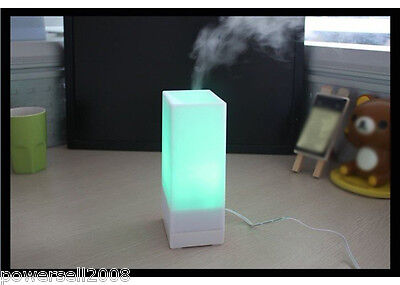 New Ultrasonic Air Humidifier Aroma Diffuser Air purifier Air Ioniser Humidifier