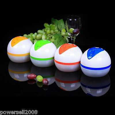 Mini USB Bluetooth Speaker Fresh Green Air Cleaner Purify Purifier Humidifier