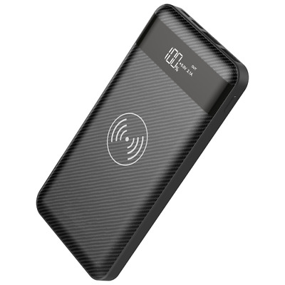 Portable Lightweight Wireless Power Bank Qi Charger iPhone 8, X, 8 Plus, Samsung