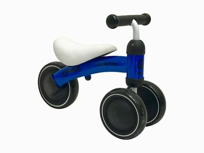 Baby Blue Zoomer Walker Bike for Babies, Kids, Children - Balance Bike