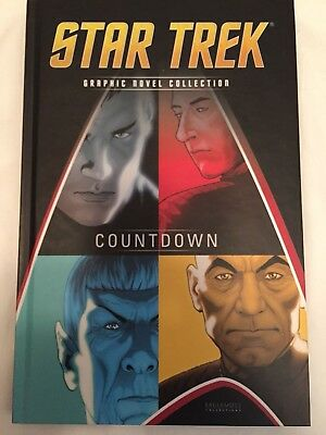 Star Trek Countdown Hardback Graphic Novel