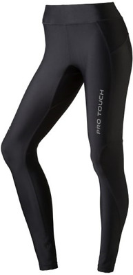 PRO TOUCH Damen D-Tight lang Rimana II Hose Leggings Sport Fitness Laufen