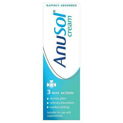 Anusol Rapidly Absorbed Cream - 43G