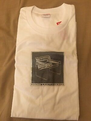 f3ab75d63 Supreme Chair Tee White Size Large Spring Summer 18 Ss18 In Hands Ready To  Ship
