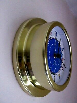 hermle ships type Clock with low and high tide time Nautical