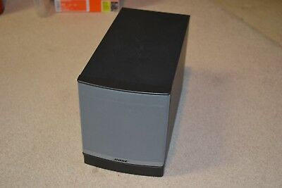 Bose Companion 3 Series II Subwoofer Sub AS-IS No Power* FREE SHIPPING
