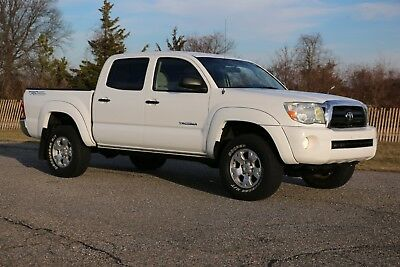 2006 Toyota Tacoma SR5 TRD 🔴2006 Toyota Tacoma SR5 Double Cab For Sale~Auto~Tow~Alloys~CD~One Owner!🔴