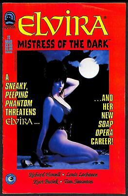 Elvira, Mistress of the Dark #11 FN