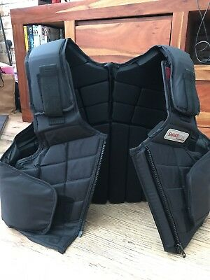 Smart Rider Body Protector Childs Horse Riding Equestrian Safety Vest Level 3