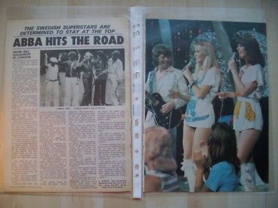 *** ABBA ***  Original Clipping