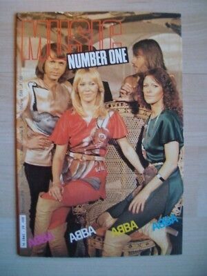 *** ABBA ***  Original  Magazin