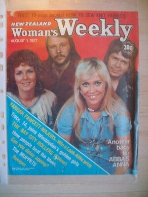 *** ABBA ***  Original  Cover