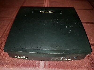 Used - Talkswitch FVC-84B In Great Working Condition